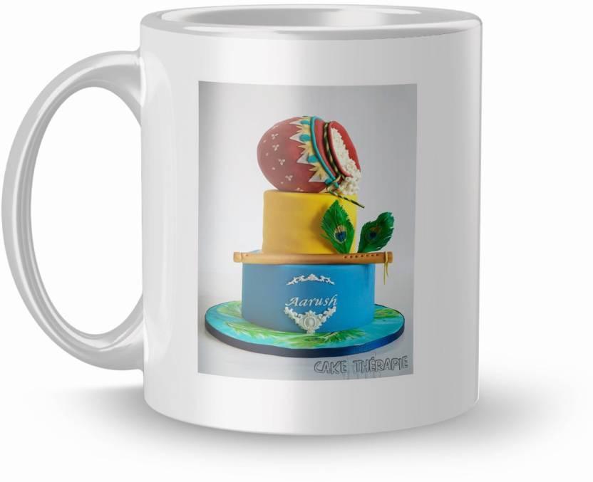 Jay Ambay Traders Happy Birthday Gift For Friend Sister Brother Boyfriend 832 Ceramic