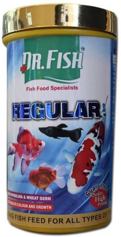 Dr Fish Dr Fish Regular 100 G Dry Fish Food Price In India Buy Dr