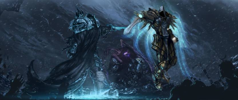 Athah Best Heroes Of The Storm Wall Poster 13*19 inches