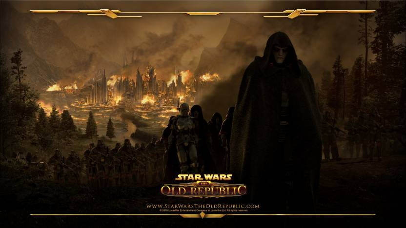 Athah Best Star Wars: The Old Republic Wall Poster 13*19