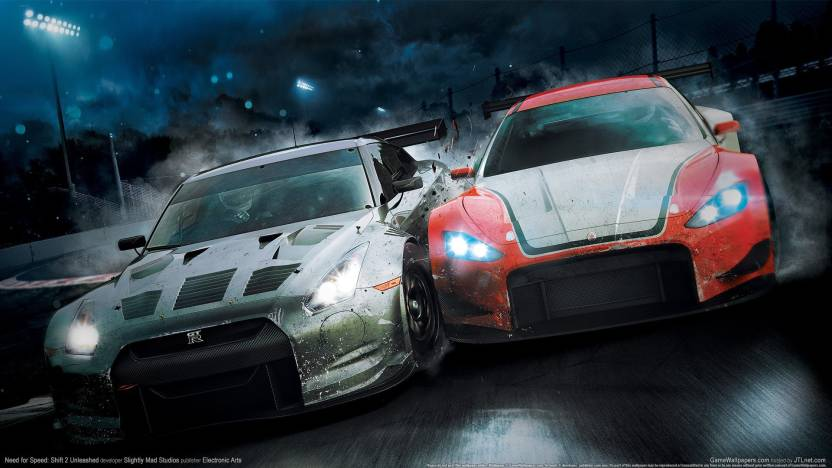 Athah Need Speed: Shift Wall Poster 13*19 inches Matte