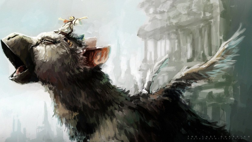 The Last Guardian Poster High Quality Prints