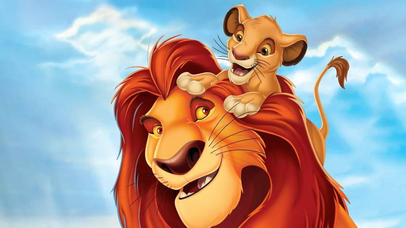 Image result for the lion king simba and mufasa