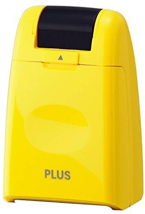 Genrc PLUS Kespon Guard Your Id Roller Stamp Yellow