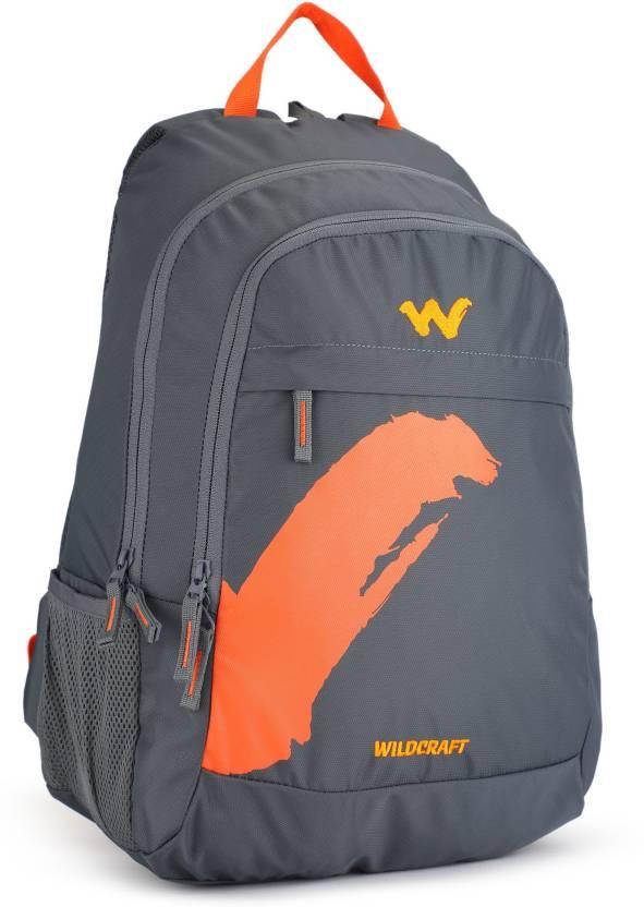 Wildcraft Seek 30 L Backpack Grey - Price in India  95efad0c7738f