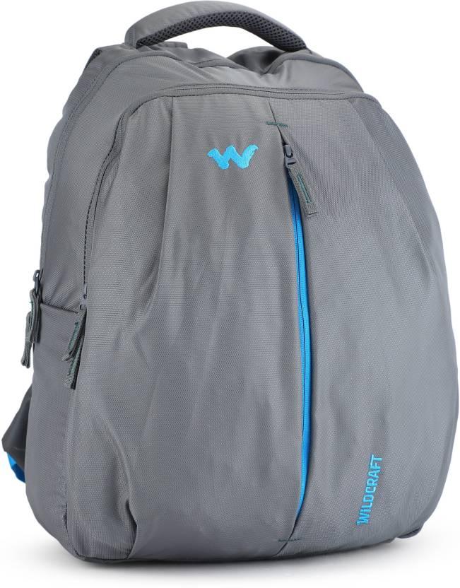 4a5e8f98a3 Wildcraft Stanza 23 L Backpack Grey Blu - Price in India