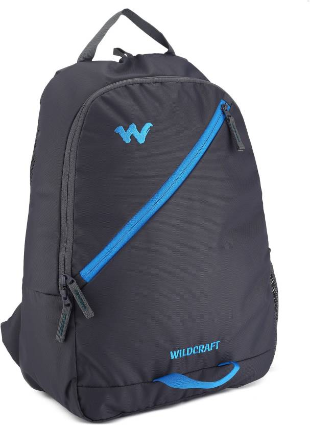 Wildcraft Unipack 22 L Backpack Grey - Price in India  be5eaa566aeb5
