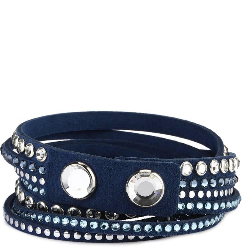 Swarovski Metal Bracelet Price in India - Buy Swarovski