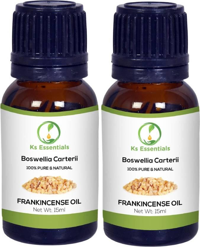 Ks Essentials 100% Pure Frankincense Essential Oil - (Boswellia