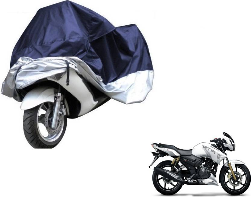 Magnificent Uniglow Tvs Apache Rtr 180 Split Bike Seat Cover For Tvs Alphanode Cool Chair Designs And Ideas Alphanodeonline