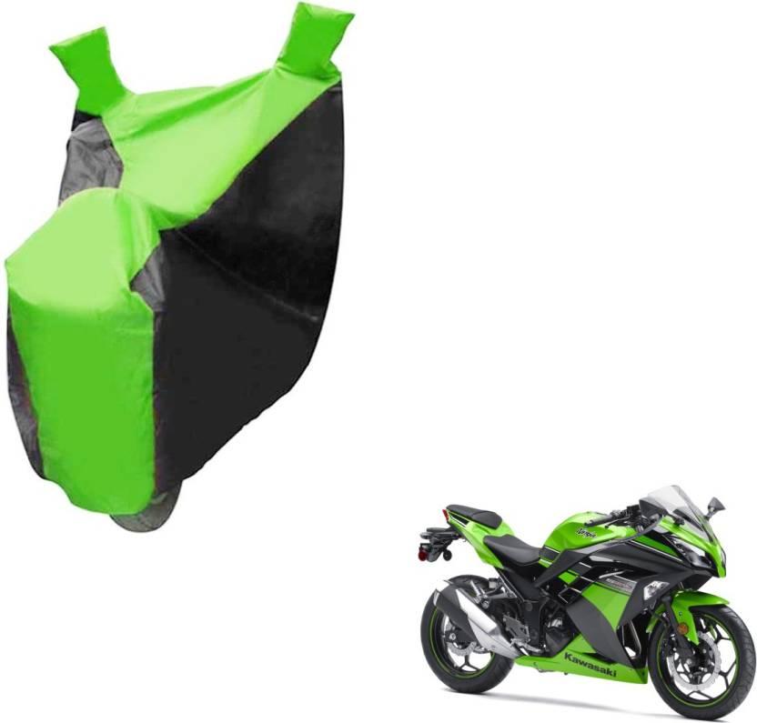 Uniglow Kawasaki Ninja Zx6r Split Bike Seat Cover For Kawasaki Ninja