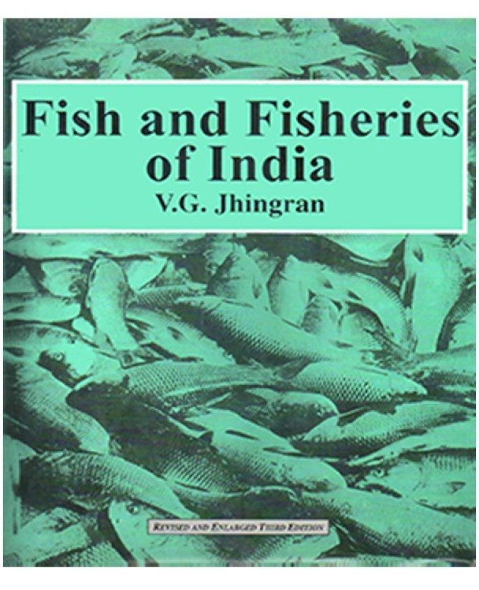 fish and fisheries of india by g. jhingran