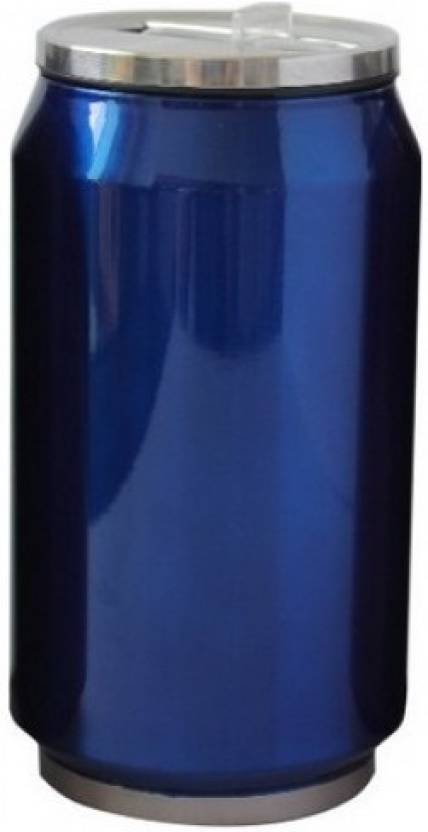 Blessed Stainless steel cup 250 ml Flask(Pack of 1, Blue)