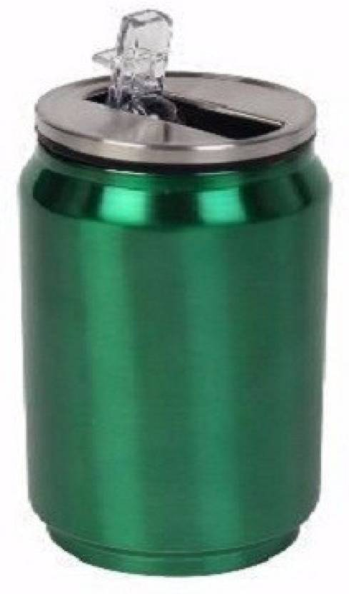Blessed Stainless steel cup 250 ml Flask(Pack of 1, Green)