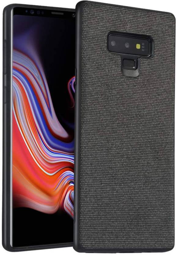 new product 462fd 92aed Kapa Back Cover for Samsung Galaxy Note 9 (Fabric Series) - Kapa ...
