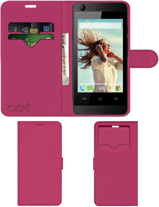 the best attitude 431fb 178fb ACM Flip Cover for Lava Iris 360 Music - ACM : Flipkart.com