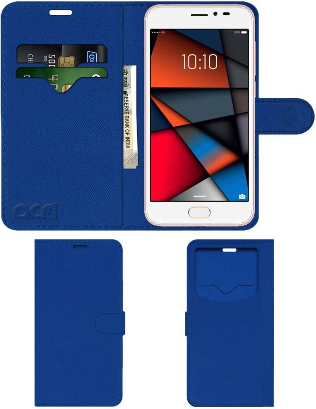 newest a7340 16bac ACM Flip Cover for Voto V2 - ACM : Flipkart.com