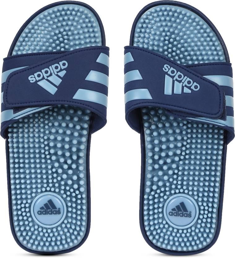 47ae860543ca ADIDAS Boys   Girls Velcro Slipper Flip Flop Price in India - Buy ...