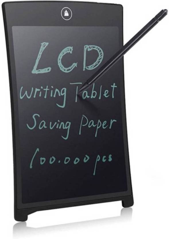 Leco 8.5inch LCD Writing Pad  (Black)