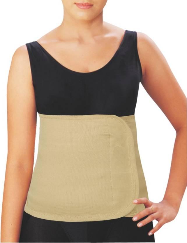 5fb14fa412b53 Dyna Cling Post Maternity Corset- Abdominal Belt Back & Abdomen Support (L,  Beige) - Buy Dyna Cling Post Maternity Corset- Abdominal Belt Back & Abdomen  ...