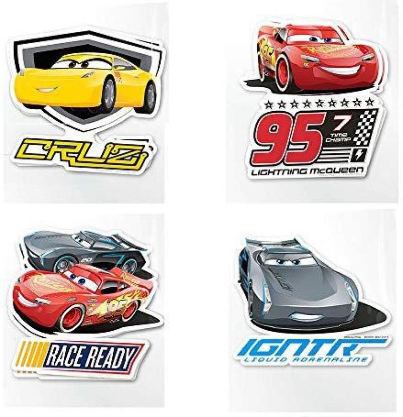 Disney Boys Cars Lightning McQueen Two Piece Swim Set