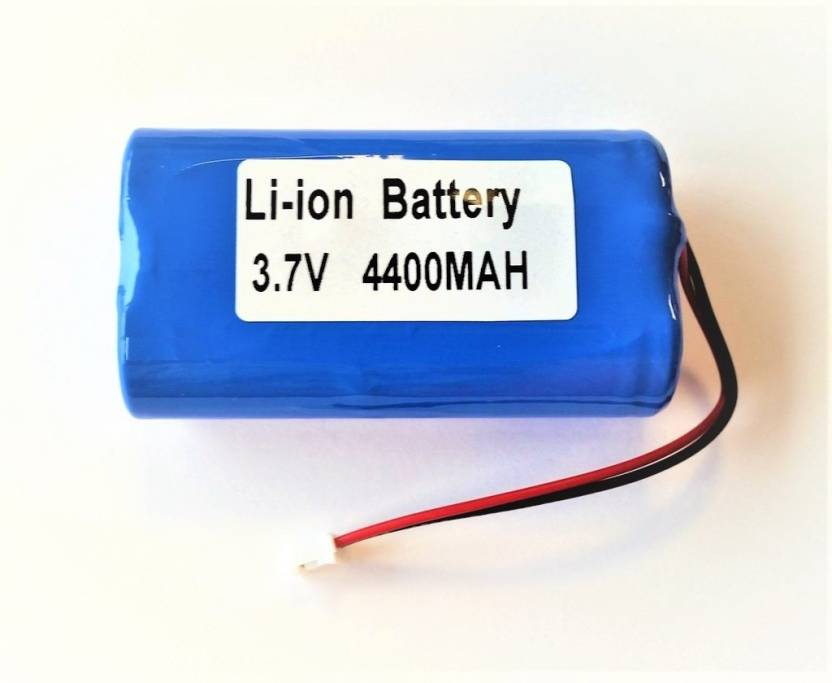 VGS MARKETINGS 3.7v 4400mAh Capacity Rechargeable Battery