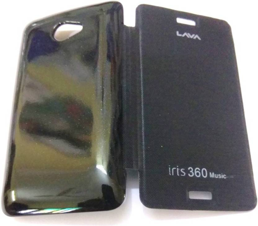low priced 2e738 b417b lite life Flip Cover for lava iris 360 music - lite life : Flipkart.com