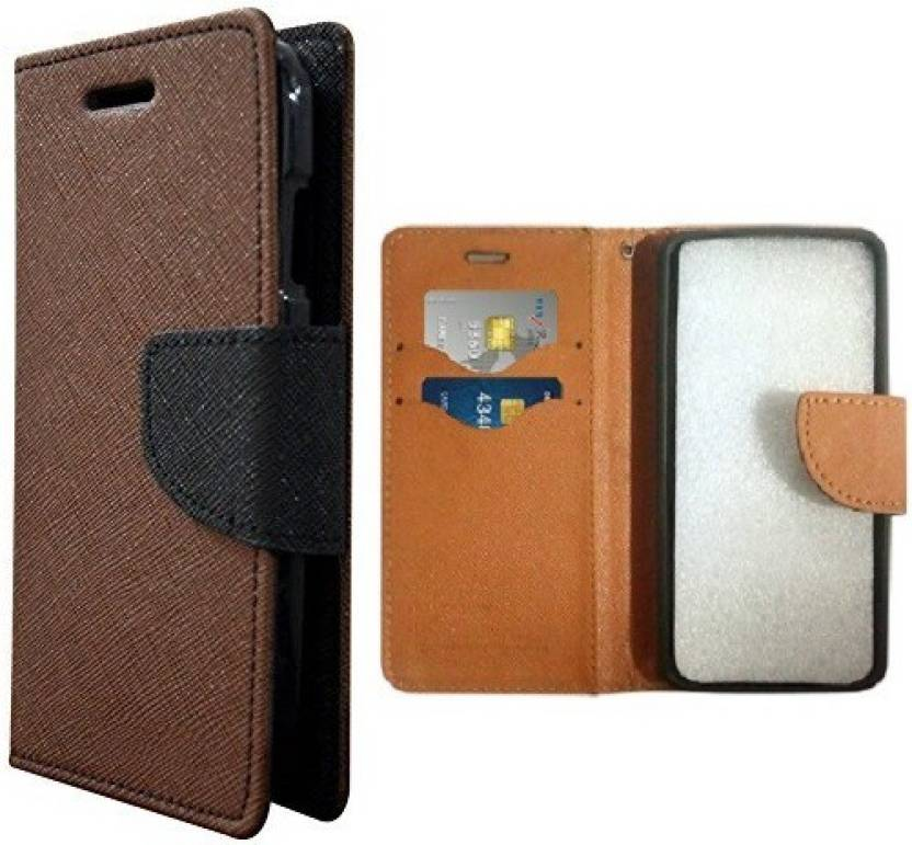 lowest price fa2d5 92aef Coverage Wallet Case Cover for Asus Zenfone 5 - Coverage : Flipkart.com