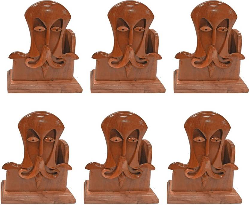 Fully 1 Compartments Wooden Unique Design Pen Stand Holder For Girls And Boys Diwali Gift Friends Family Birthday Party Return