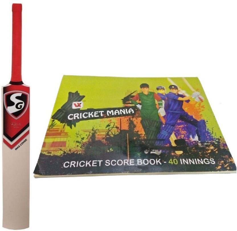 Cricket Score Book