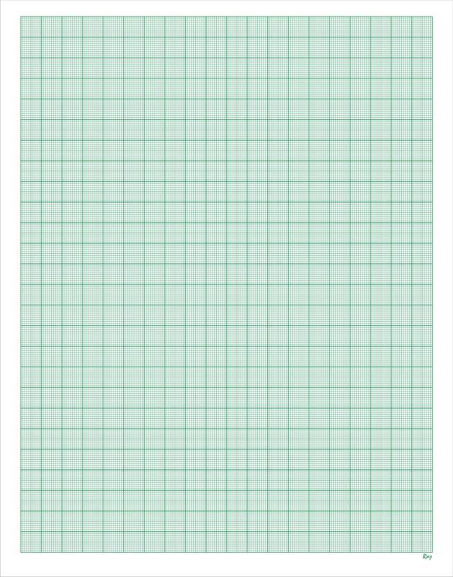 flipkart com vraj 1 mm graph student graph paper ruled 22 2 cm x