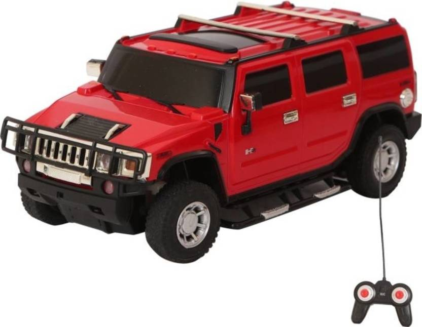 Royal Collections Beautiful Remote Control Hummer Car Red For Kids