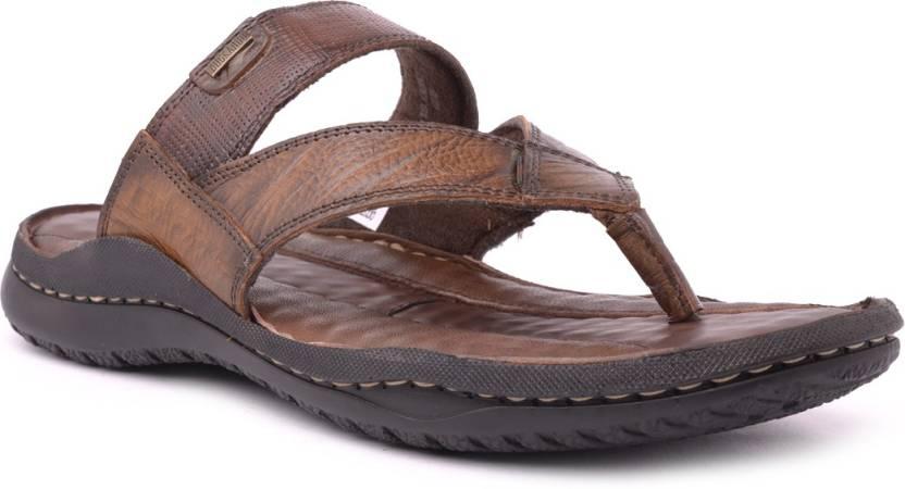 3de02d78f43a Buckaroo Men Tan Sandals - Buy Buckaroo Men Tan Sandals Online at Best Price  - Shop Online for Footwears in India