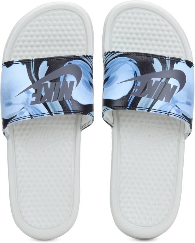 a9dba4bcbc7c Nike WMNS BENASSI JDI PRINT Slides - Buy Nike WMNS BENASSI JDI PRINT Slides  Online at Best Price - Shop Online for Footwears in India