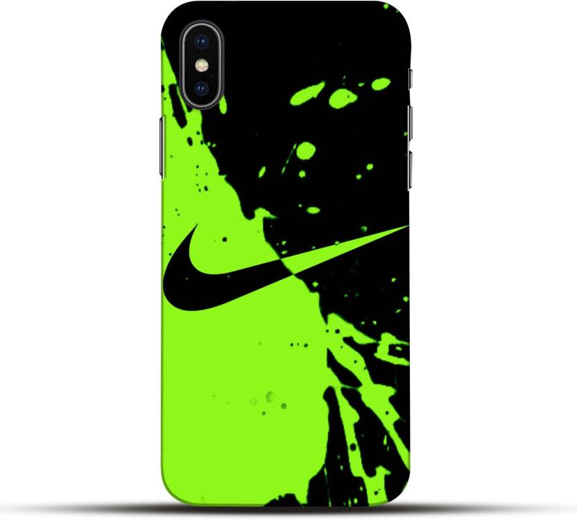 newest 7ce62 ede7d Pikkme Back Cover for Nike Apple Iphone X - Pikkme : Flipkart.com