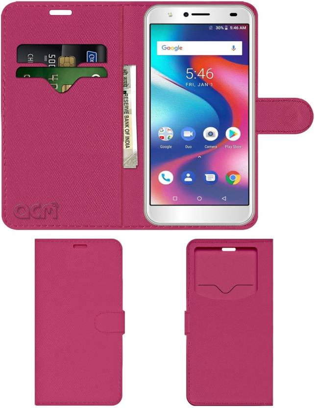 check out 21612 1392c ACM Flip Cover for Yuho O2 Pro - ACM : Flipkart.com