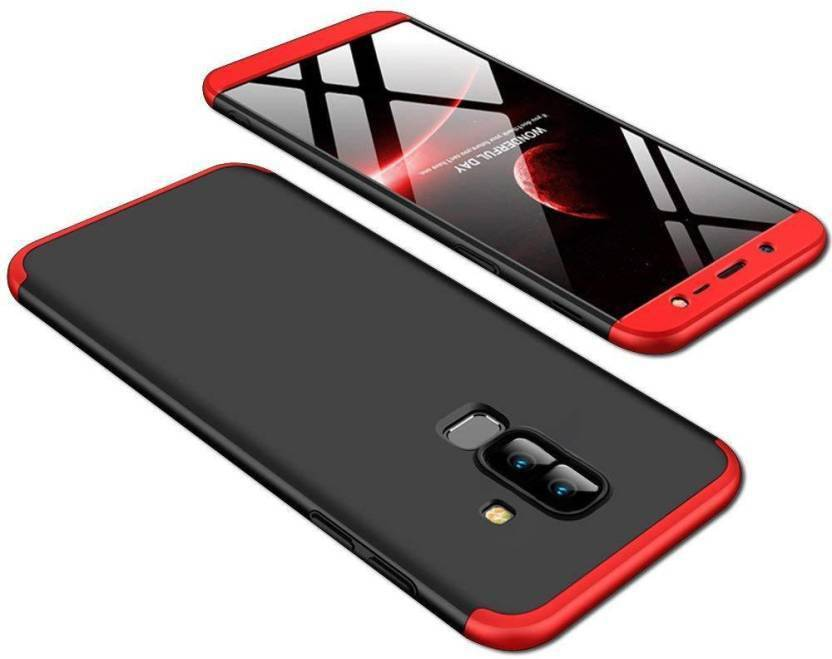 hot sale online 9d2c6 233ed Classy Back Cover for samsung galaxy j8 360 back cover, samsung galaxy j8  360 back cover red and black
