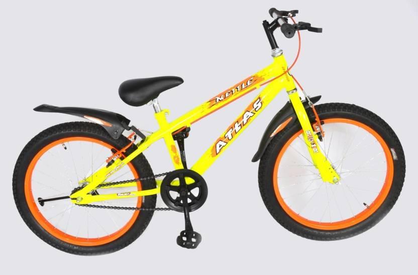 Atlas Mettle Sports Bike For Kids Age Of 5 8yrs 20 T Recreation