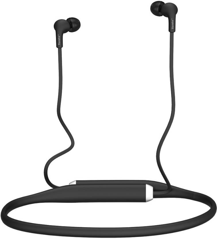 Toreto WIRELESS, SWEAT PROOF & FORDABLE STEREO HEADSET