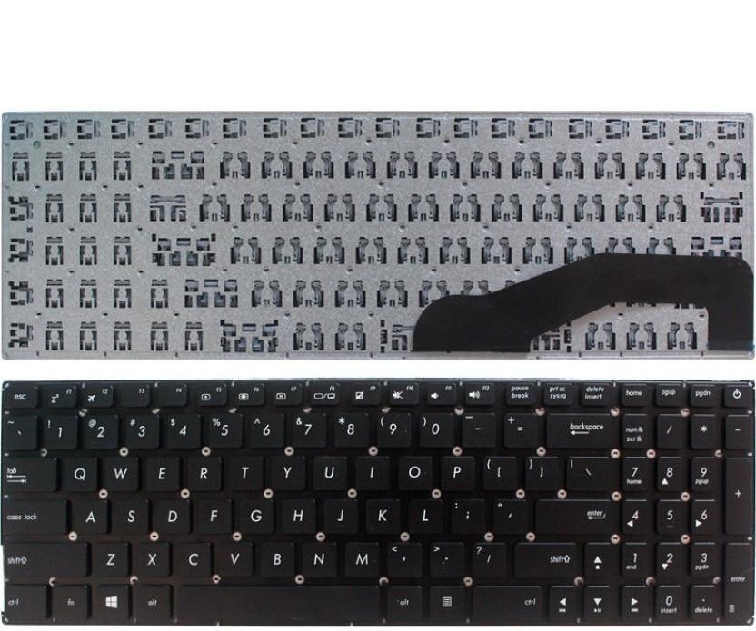 New Keyboard for Asus X540 X540L X540LA X540LJ X540S Series US Black Frame