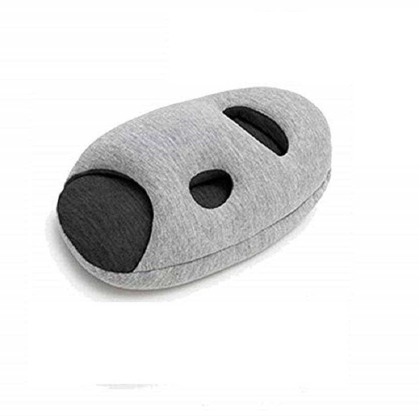 Connectwide Ostrich Mini Travel Pillow Ergonomic Adjustable For