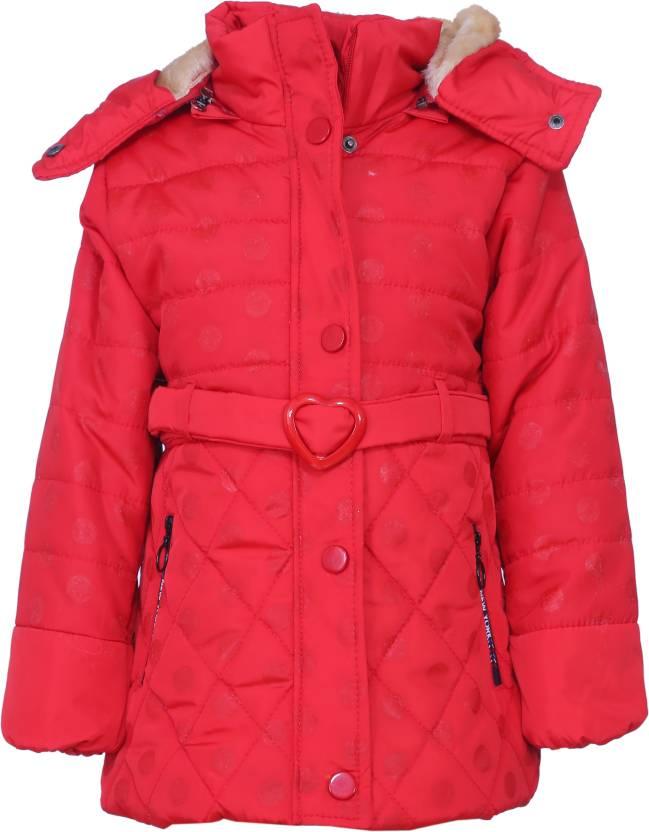 71f7df75d08d Come In Kids Full Sleeve Printed Girls Jacket - Buy Come In Kids ...