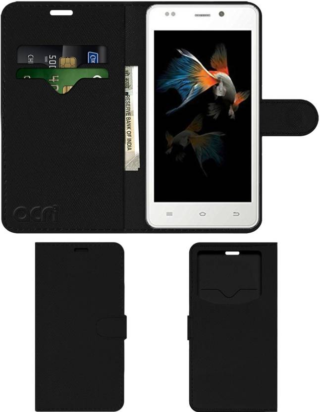reputable site f2980 e3399 ACM Flip Cover for Karbonn Titanium S202 - ACM : Flipkart.com