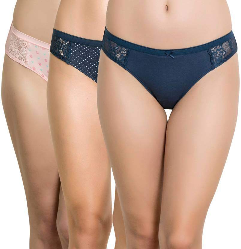 40291804f1 Zivame Women s Hipster Multicolor Panty - Buy Zivame Women s Hipster ...