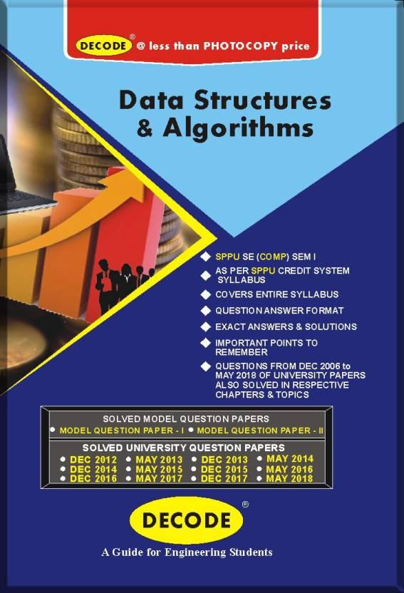 DECODE-Data Structures & Algorithms for SPPU (SE COPM SEM-I
