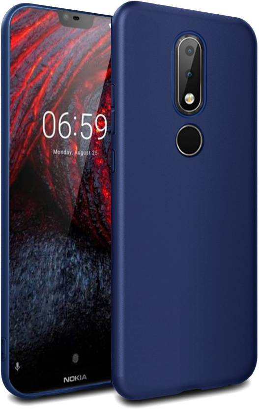 new product df005 f04b8 Febelo Back Cover for Nokia 5.1 Plus