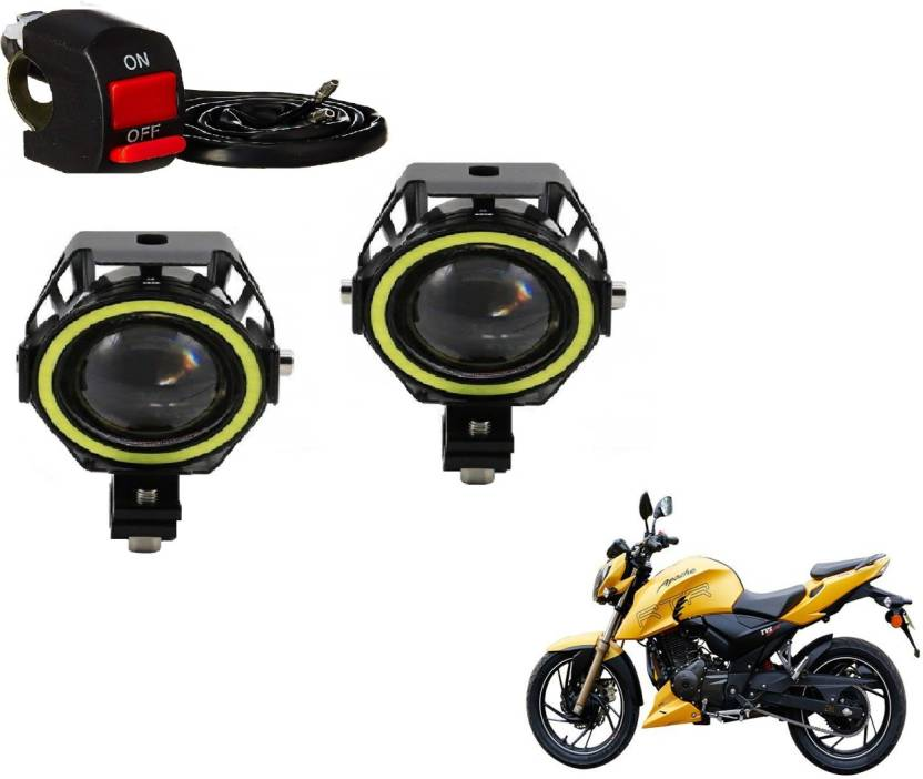 Autyle LED Fog Light For TVS Apache RTR 200 Price in India