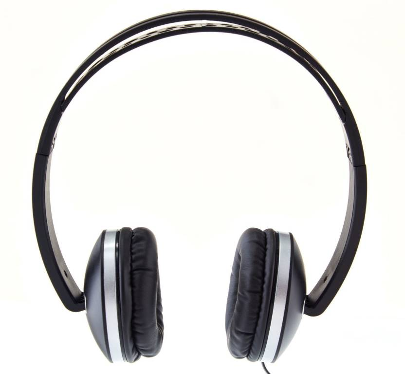 Envent Beatz 500 Wired Headset with Mic  (Black, On the Ear) at Flipkart ₹ 599