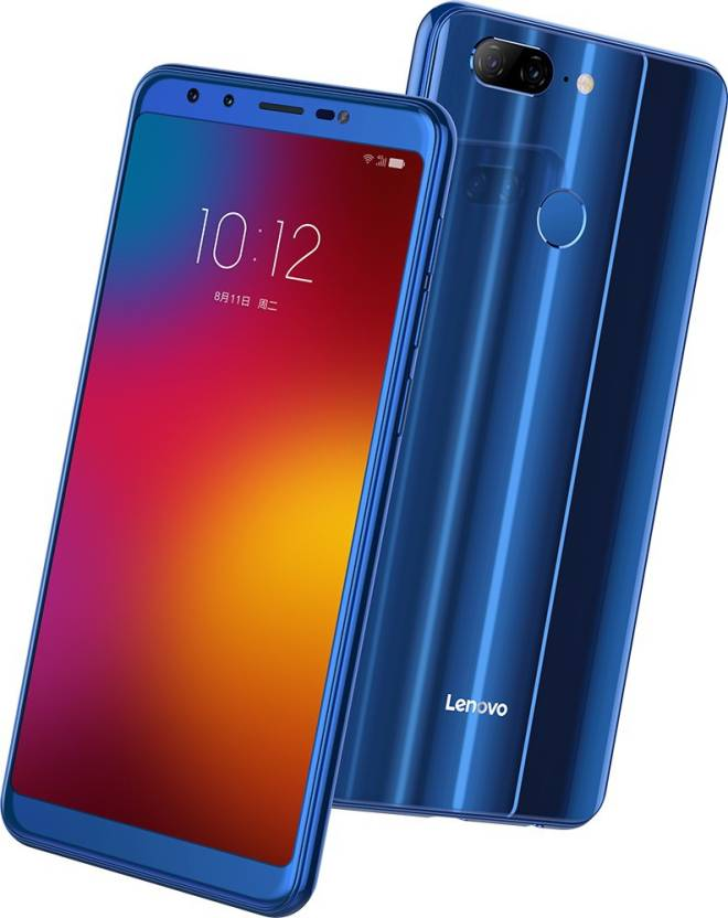 Lenovo K9 (Blue, 32 GB)