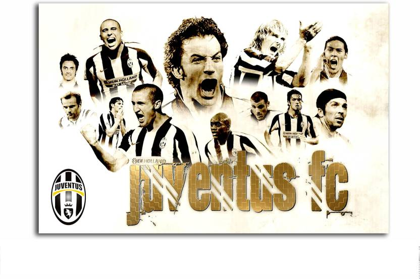 juventus football club poster legends large size poster hd